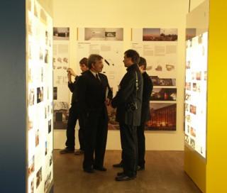 EIE Ausstellung © Laszlo Foeldes
