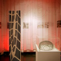 Franken Architekten Exhibition © Till Budde