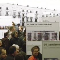 auf.einander.bauen, Exhibition Opening 2