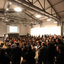 AFF Architects Lecture, Introduction by Kristien Ring © Till Budde