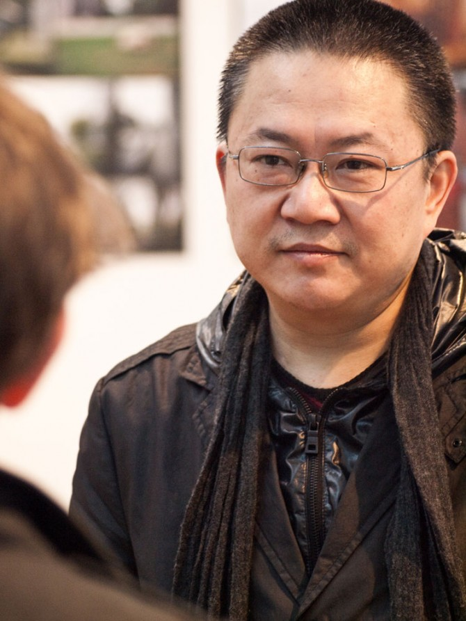 DAZ China Symposium with Wang Shu, Foto©Till Budde