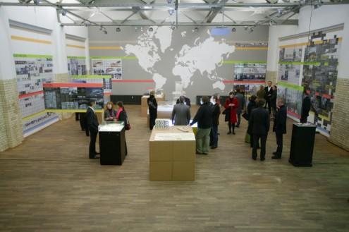 EXPORT Exhibition © Till Budde