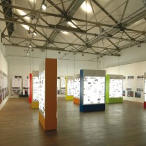 EIE_Exhibition at the DAZ, Overview © Roland Horn