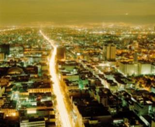 Mexico City Foto by Dante Busquets