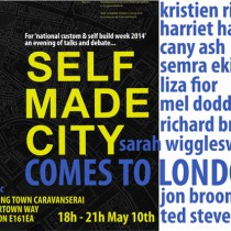 SELF MADE CITY comes to LONDON