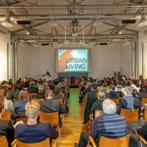 """Buchvorstellung """"URBAN LIVING – Strategien für das zukünftig"""