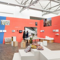 Urban Living exhibition at the DAZ, Berlin / photo © schnepp • renou