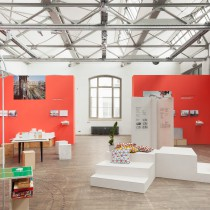 URBAN LIVING Exhibition at the DAZ Berlin ©SchneppRenou