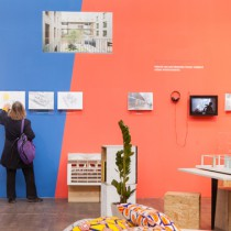 Urban Living exhibition at the DAZ, Berlin / photo©schnepp • renou