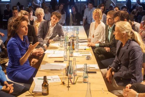"""Y-Table Talk """"Bezahlbares Wohnen?"""""""