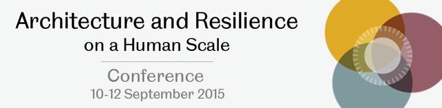 Architecture and Resilience Conference