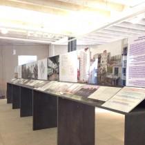 Urban Living Exhibition at COAM, Madrid